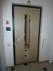 ремонт и установка замка и отделки квартирной двери