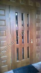 ремонт уличной железной двери  через оферту