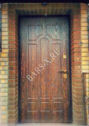 улучшение внешнего вида двери (ПОСЛЕ)