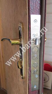 Замена дверного замка