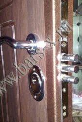 защитить железную дверь от взлома