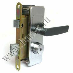 замена кнопочного замка в железной двери