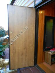 ремонт железной двери замена замков и отделки